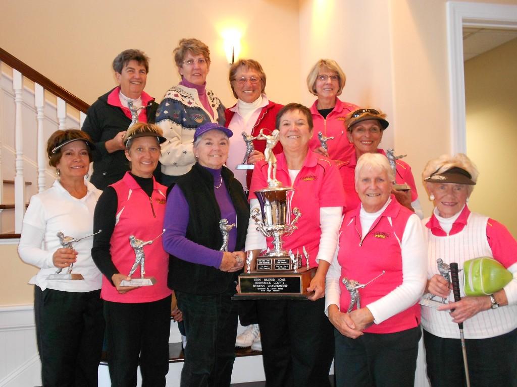2013 Champions – Brick Landing Ladies