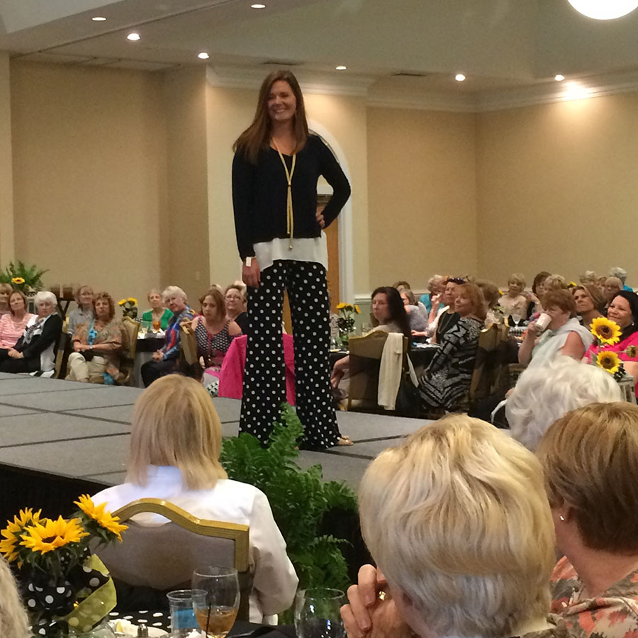 Blooming for a cause 2017-fashion show