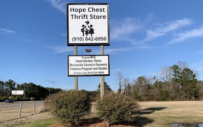 New Hope Chest Store Opens across from Novant Hospital