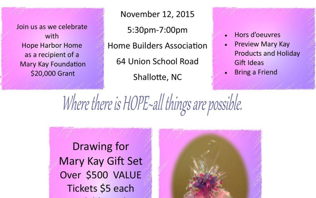 Mary Kay Foundation Grant