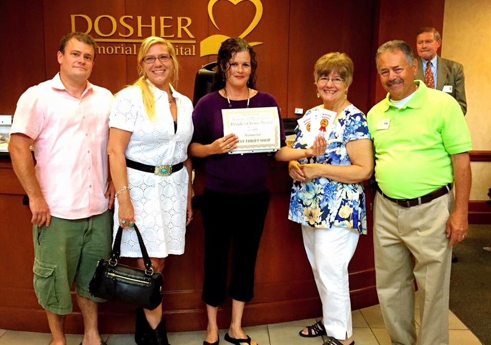 Brunswick County Market's People's Choice Awards For Best Thrift Store