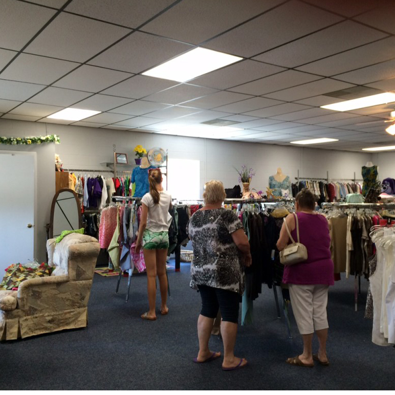 Ladies clothing - Hope Chest Thrift Store - Holden Beach